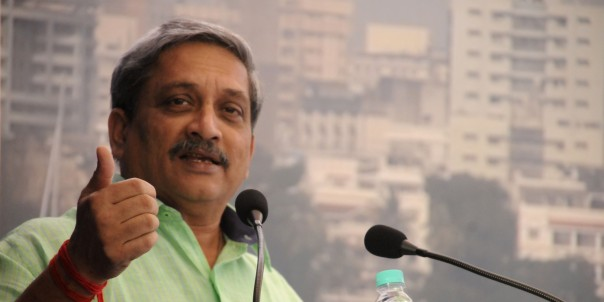 Manohar Parrikar Inaugurates Information Management And Analysis Centre