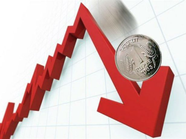 rupee-declines